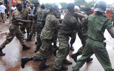 Manifestation en Guinée : Banfa Camara militant de l'UFR arrêté