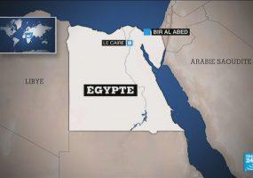 Attentat dans le Nord-Sinaï : plus de 300 morts, le président égyptien promet une réponse «brutale»