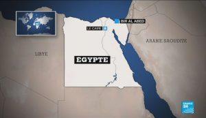 """Attentat dans le Nord-Sinaï : plus de 300 morts, le président égyptien promet une réponse """"brutale"""""""