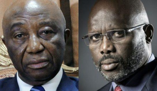 Présidentielle au Libéria : la Commission électorale rejette le recours contre le 1er tour