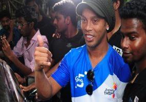 Ronaldinho candidat aux législatives brésiliennes …