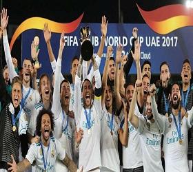 Le Real  remporte son cinquième trophée en 2017