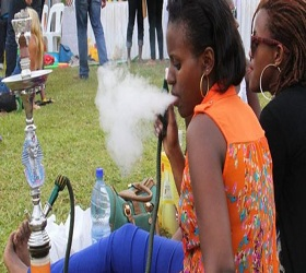 Rwanda : le gouvernement interdit la «chicha»
