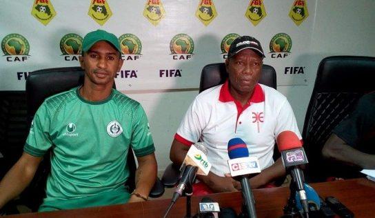 Coupe Caf: « éliminer le Hafia, serait un grand plaisir pour nous » dixit le coach Akélé