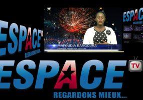 Le JT du 16/02/2018 de Espace TV