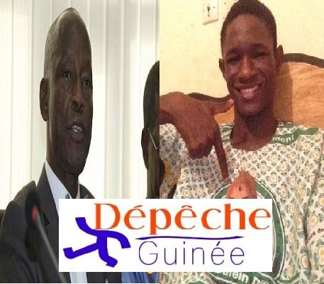 Urgent : pour avoir refusé de ''coopérer''  Boubacar Diallo « Grenade » transféré à Kindia