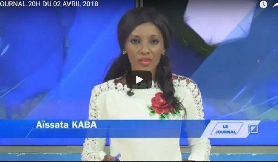 Journal Evasion TV du 02 avril 2018