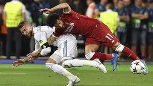 Salah répond à Ramos:»je ne lui ai jamais dit que je me sentais bien».