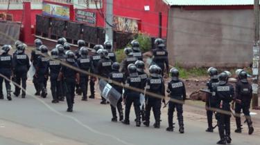 Regain de violence à Buéa au Cameroun