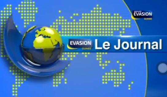 Journal Évasion TV du 26 juillet 2018