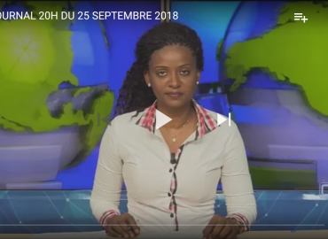 Journal 20H Évasion TV du 25 septembre 2018