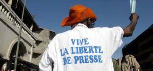 «Les organisations professionnelles de médias en Guinée exigent la libération immédiate et sans condition du journaliste Lansana CAMARA.» ( déclarations )