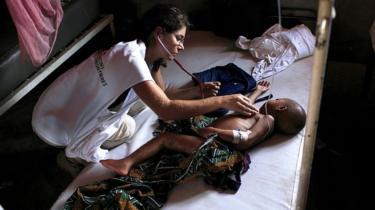 L'épidémie de rougeole fait plus de 700 morts en RDC