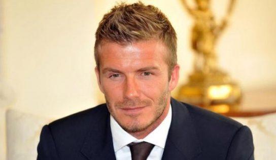 David Beckham prête son image à la lutte contre le paludisme
