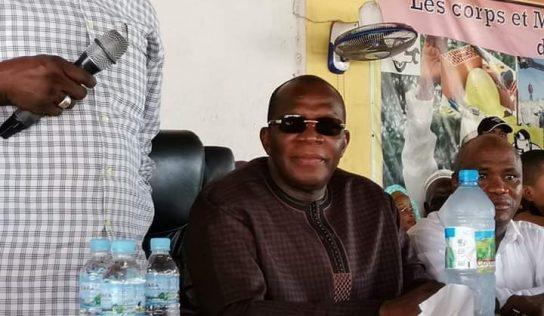Kassory fofana au siège du RPG : « ceux qui s'alarment que le pouvoir actuel n'a rien fait »