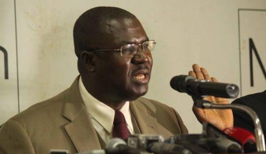 Politique/BL: Dr Faya Millimono «voit» Alpha Condé sortir par la petite porte de l'histoire comme Blaise Compaoré