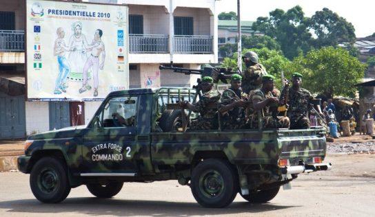 Conakry : brève interpellation de plusieurs militaires…(Africaguinee )