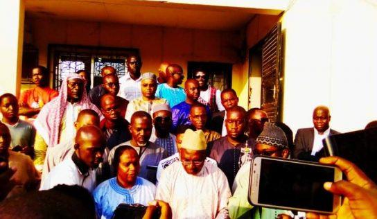 Politique: Le FNDC loue l'ampleur de la mobilisation citoyenne contre un éventuel troisième mandat
