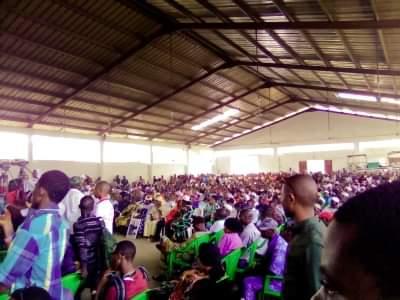 Affaire 3ème mandat: «Le RPG arc-en-ciel est mort» , tempête Mohamed Kaba, secrétaire fédéral de l'UFDG à Kankan