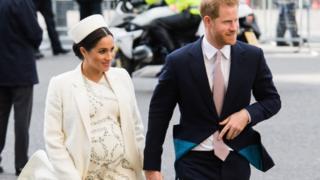 Meghan Markle met au monde son bébé royal
