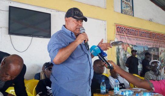 Politique/RPG:Patrice Seny Camara annonce la panique dans le camp adverse