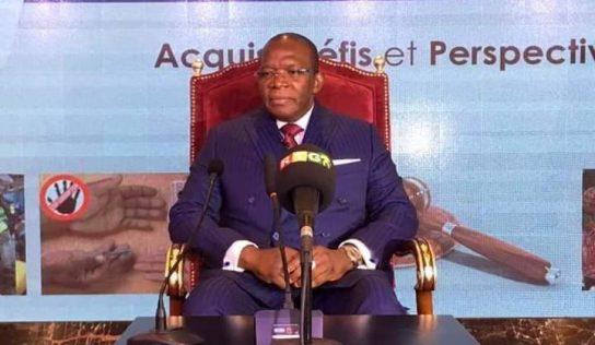 Bilan annuel de Kassory Fofana: «Depuis mai 2018, la Guinée a connu une stabilité économique et financière»