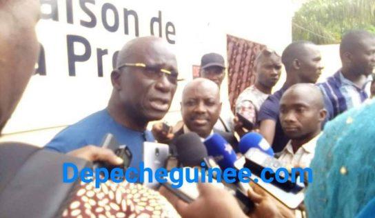 Justice: Maître Abdoul Kabélé Camara fustige les arrestations arbitraires