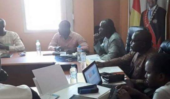 Autonomisation des jeunes par le biais de l'agriculture: Les Jeunes Dynamiques pour le Changement (JDC) s'y engagent
