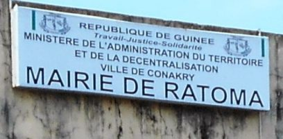 Mairie de Ratoma: Un fonds pour accompagner les groupements de femmes et de jeunes de la commune