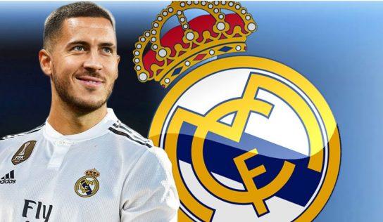 Officiel: Éden Hasard signe au Real Madrid
