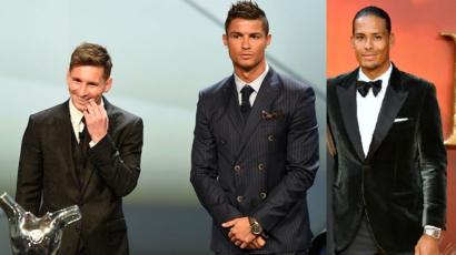 Mané et Salah out pour le Prix du meilleur joueur UEFA
