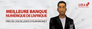 UBA Meilleur Banque Numérique de l'Afrique