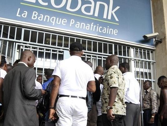 Boké/Société : Calvaire des Clients d'Ecobank de Kamsar