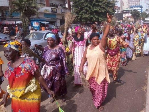 Guinée-Politique : Kaloum ou le règne des Frappeurs d'hommes politiques