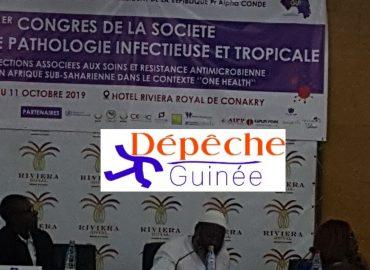 1ére journée du congrès de la SOGUIPIT: infections associées aux soins et résistance antimicrobienne aucentre des debats