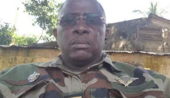 Urgent : le commandant Hassimou Camara transféré au PM3
