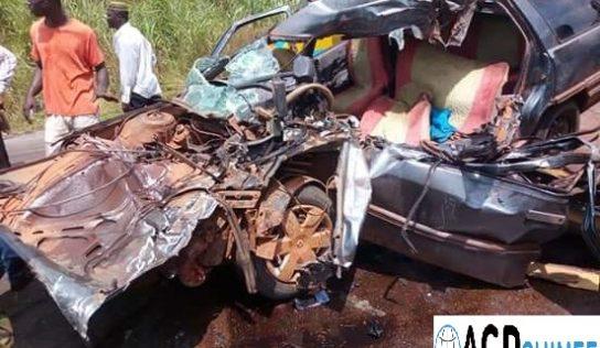 Kissidougou-Faits divers : Un accident de la route fait 12 morts et 13 blessés