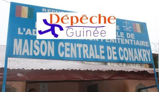 Maison centrale:Manque de médicaments pour les détenus et mauvaises conditions d'hebergement