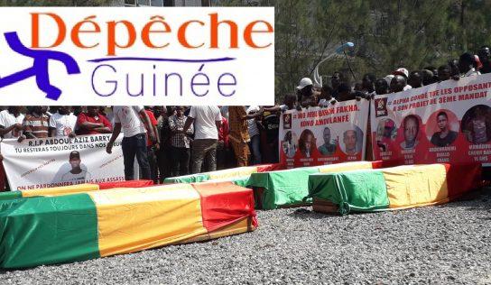 FNDC/Levée des corps : «'aucun de ces assassinats ne restera  impuni»