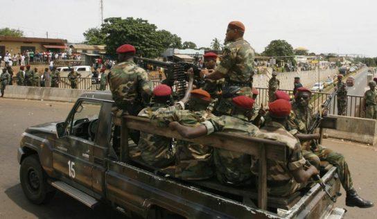 Manif du FNDC: Kaloum bouclée par les forces de l'ordre