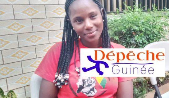 Mariame Sano «quand on sortira victorieux de ce combat, cela ne se reproduira plus en Guinée»