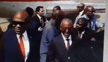 Le Milliardaire Nigérian Tony Elumelu est arrivé à Conakry ce mercredi