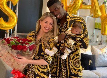 Paul Pogba papa : le bonheur avec sa femme et le bébé après l'accouchement