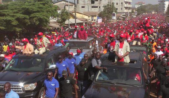 Cellou Dalein Diallo « Alpha Condé ne mérite plus d'être au pouvoir»
