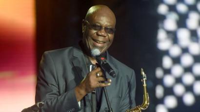 Coronavirus : décès du saxophoniste Manu Dibango