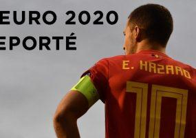 L'Euro 2020 reporté… à juin 2021, les Coupes d'Europe à l'arrêt