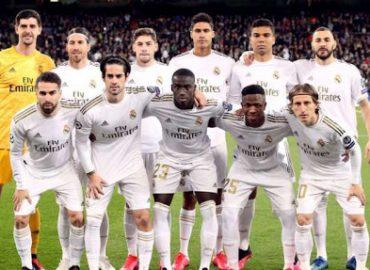 Coronavirus : le Real Madrid en quarantaine, le championnat suspendu au moins jusqu'à fin mars