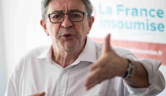Jean Luc Mélenchon : «Si Alpha Condé aime son pays, c'est le moment…»