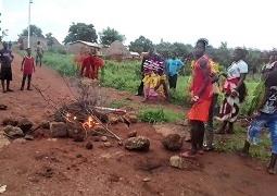 Mamou-Politique : L'arrestation d'un responsable des jeunes du RPG provoque des incident