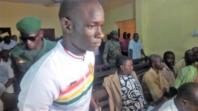 Maison centrale : Boubacar grenade Diallo entame une grève de la faim
